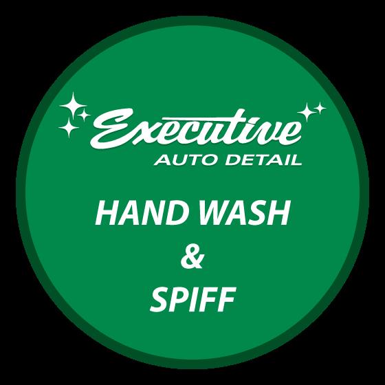 Hand Wash & Spiff