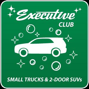 Executive Club – Small Trucks- 2-Door SUVs